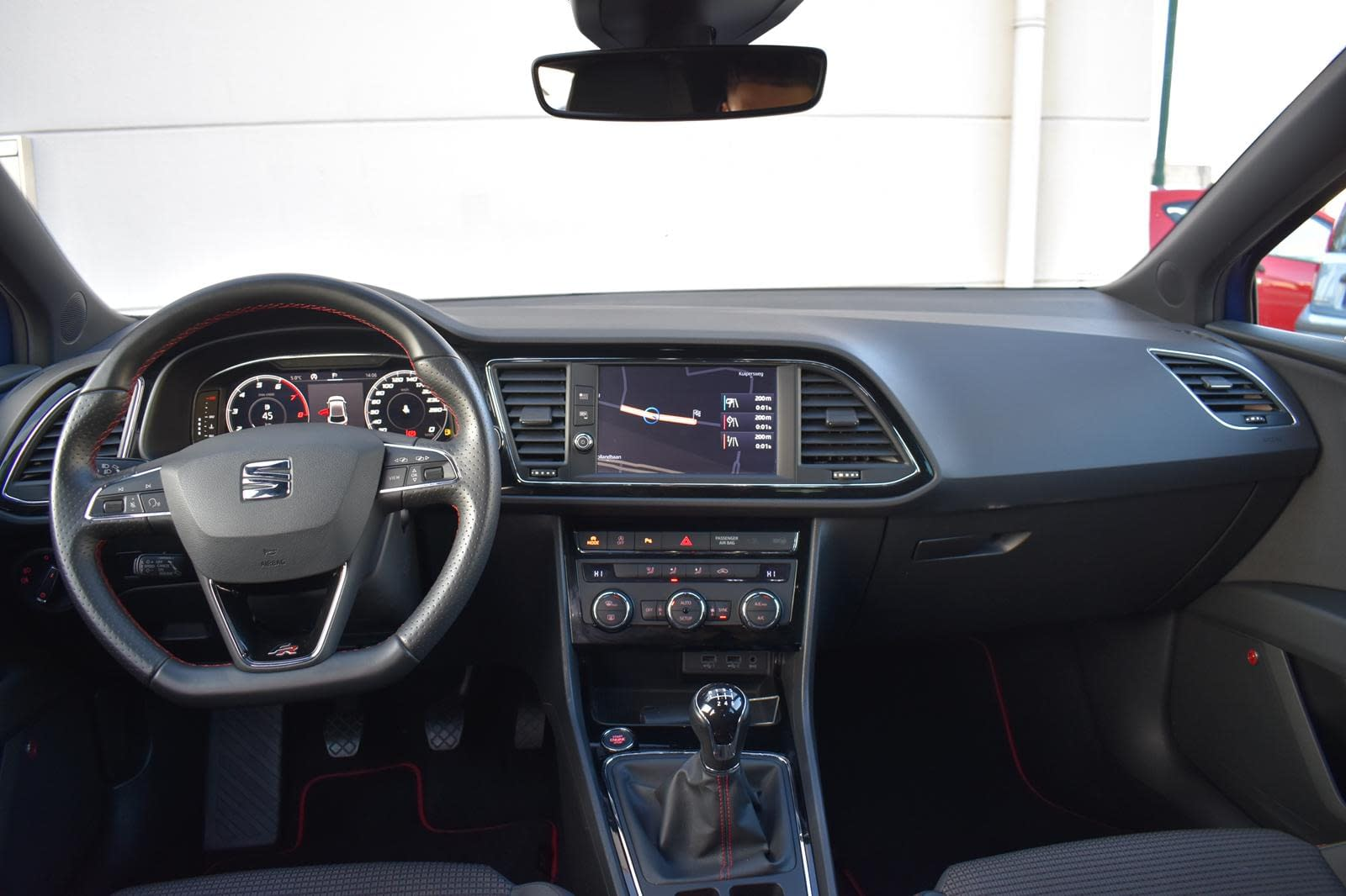 Seat LEON FR 1.5 TSI LED/NAVI/PDC/VIRTUAL COCKPIT