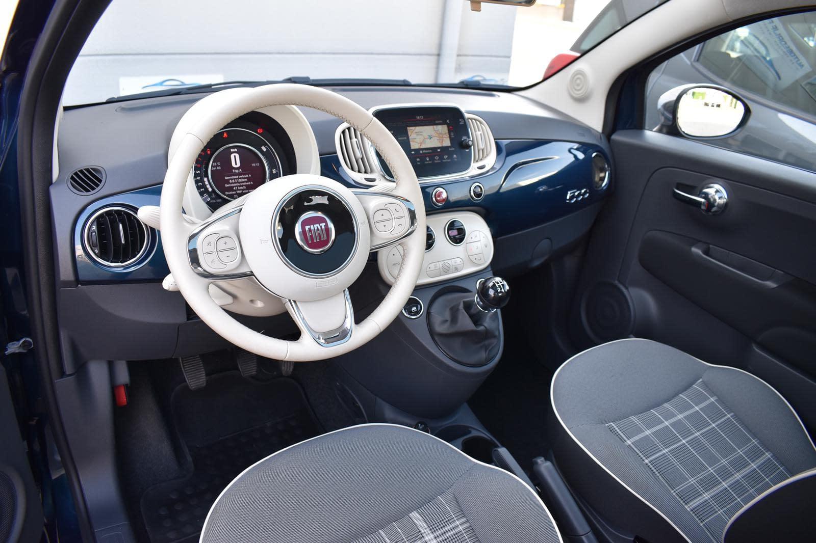 Fiat 500 C 1.2 Lounge