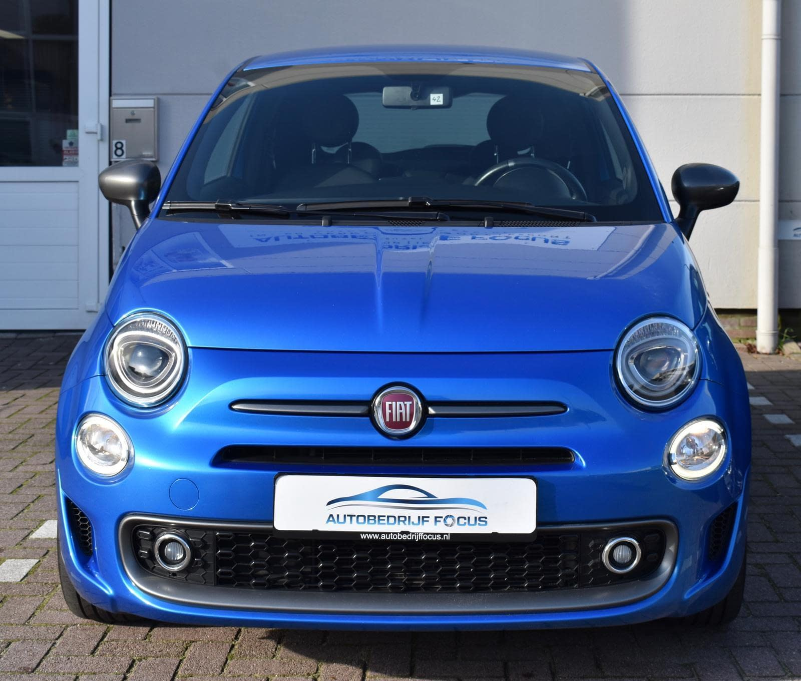 Fiat 500s Sport 1.2 Uconnect/Clima/XENON
