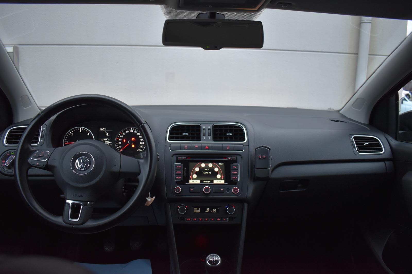 Volkswagen Polo 1.2 TDI BlueMotion Comfort LEER/PDC/NAVI/CLI
