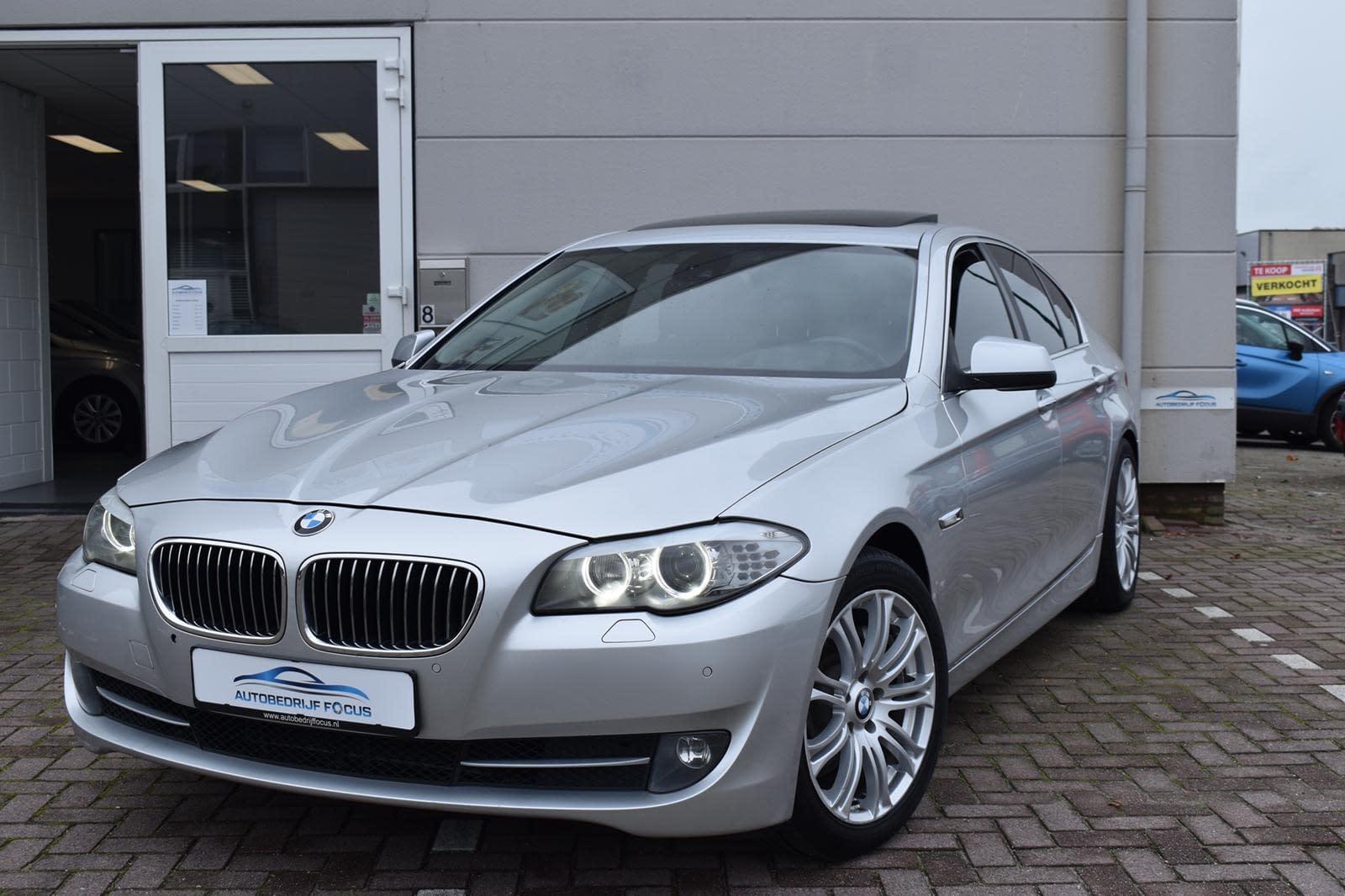 BMW 5-serie High Executive