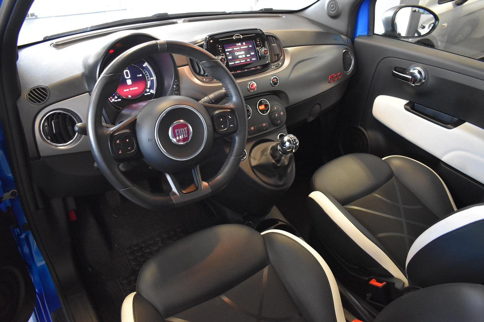 Fiat 500s Sport 1.2 Uconnect/Clima/XENON