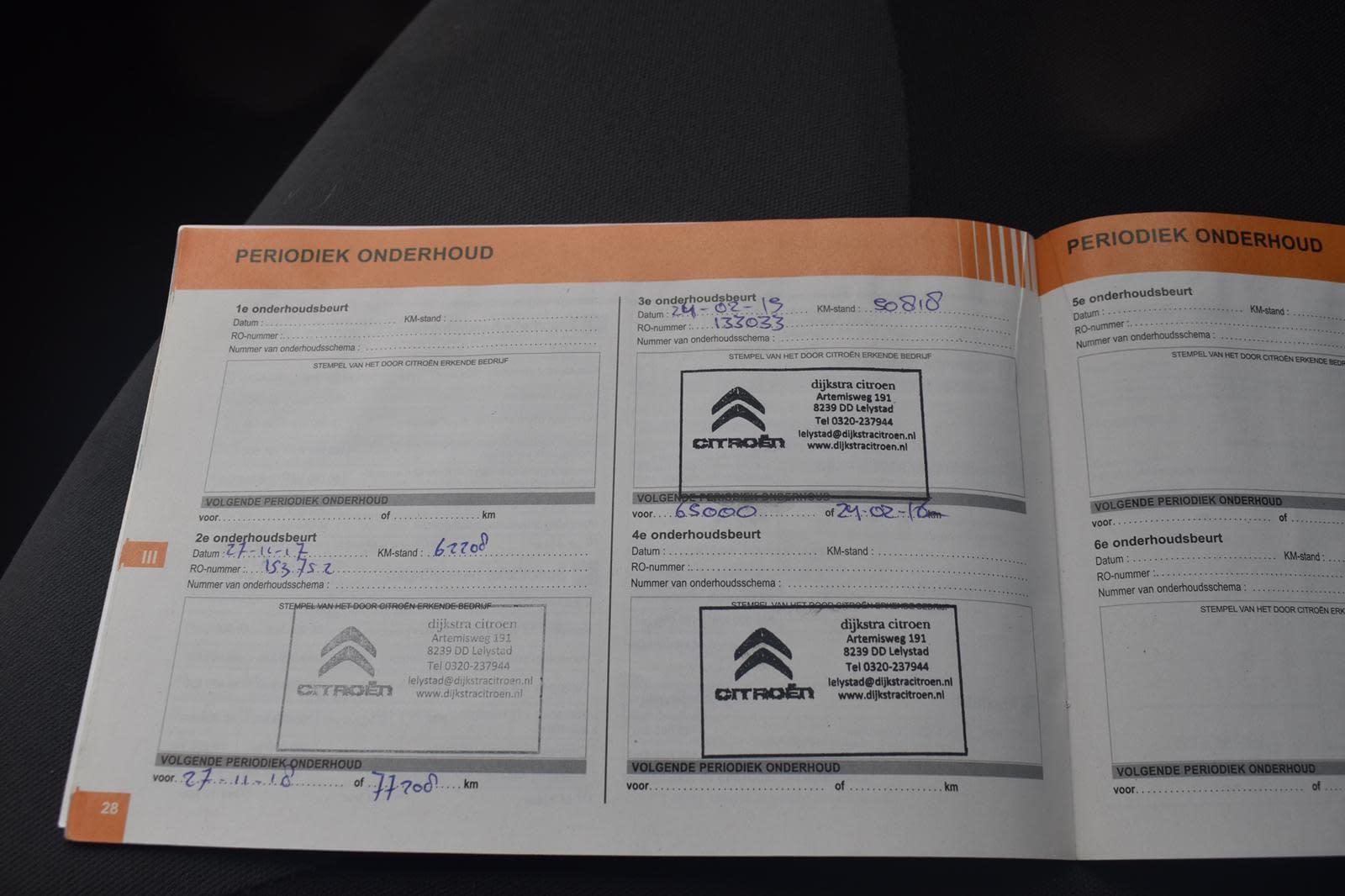 Citroen C1 1.0i Séduction APK NIEUW/DEALER ONDERHOUDEN
